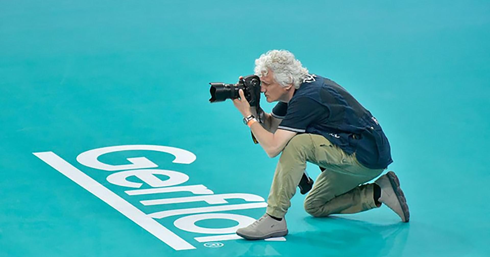 FOTOGRAFIA SPORTIVA : IL VOLLEY