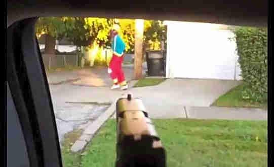 Clown Sighting Chiraq