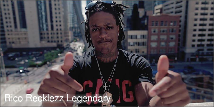 Rico Recklezz - Legendary.