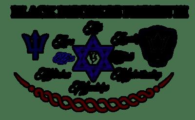 Black Disciples Logos.