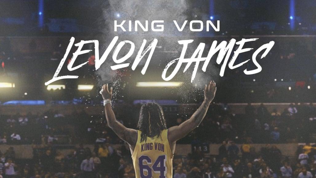 King Von - Levon James.