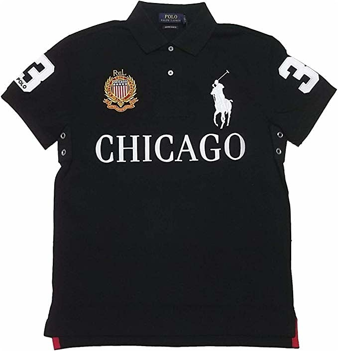 Chicago Custom Polo Ralph Lauren Shirt.