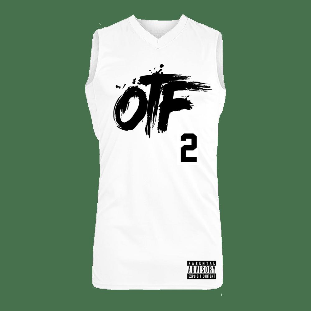 Lil Durk OTF Jersey.