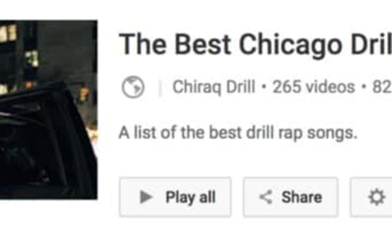 Drill Music Playlist