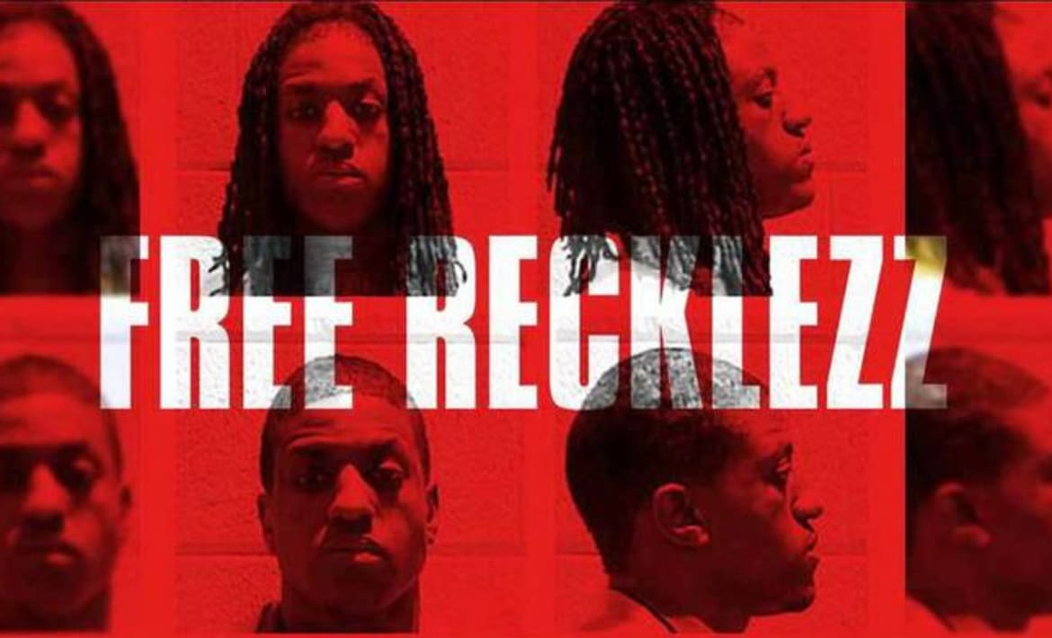 Rico Recklezz Live From Jail
