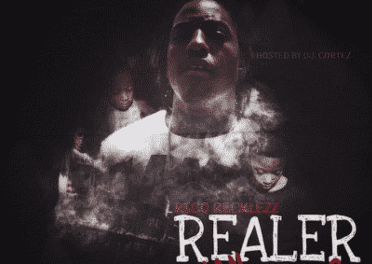 Rico Recklezz Realer Than Wordz 2