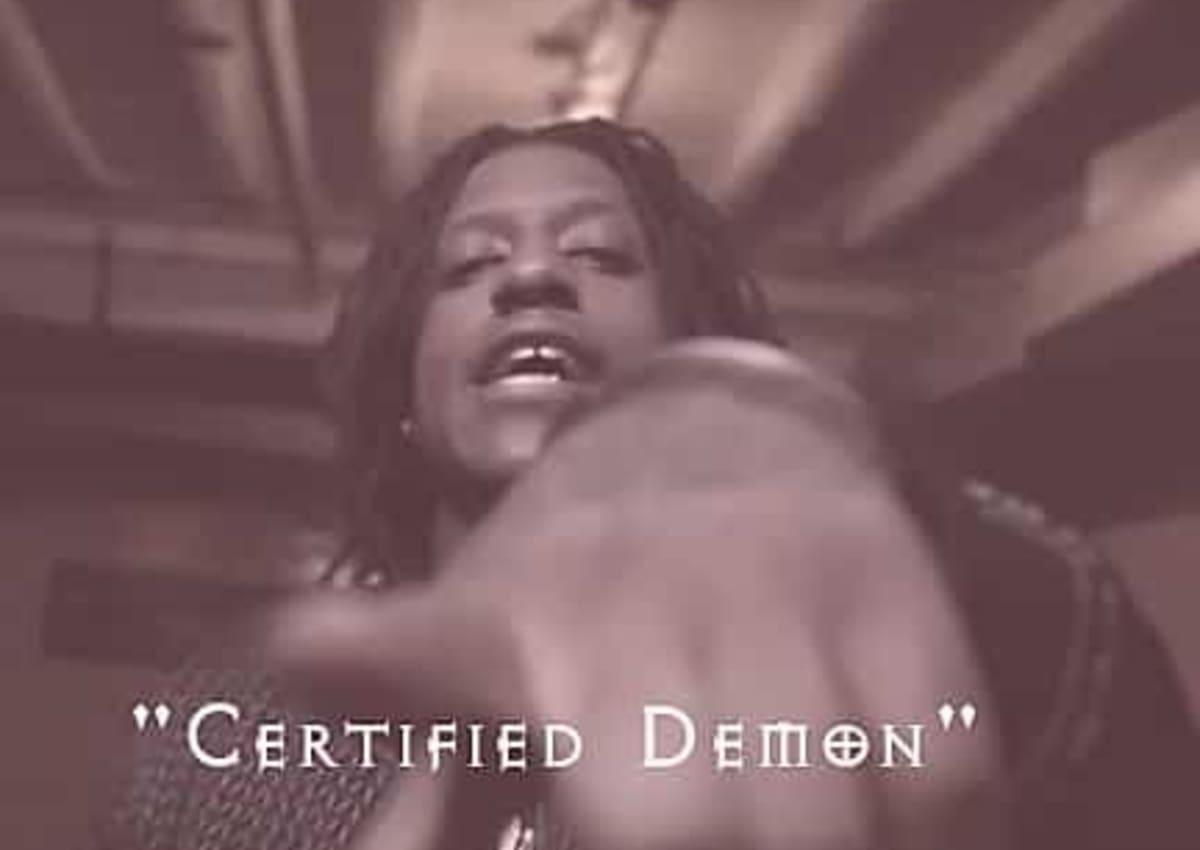 Rico Recklezz Certified Demon