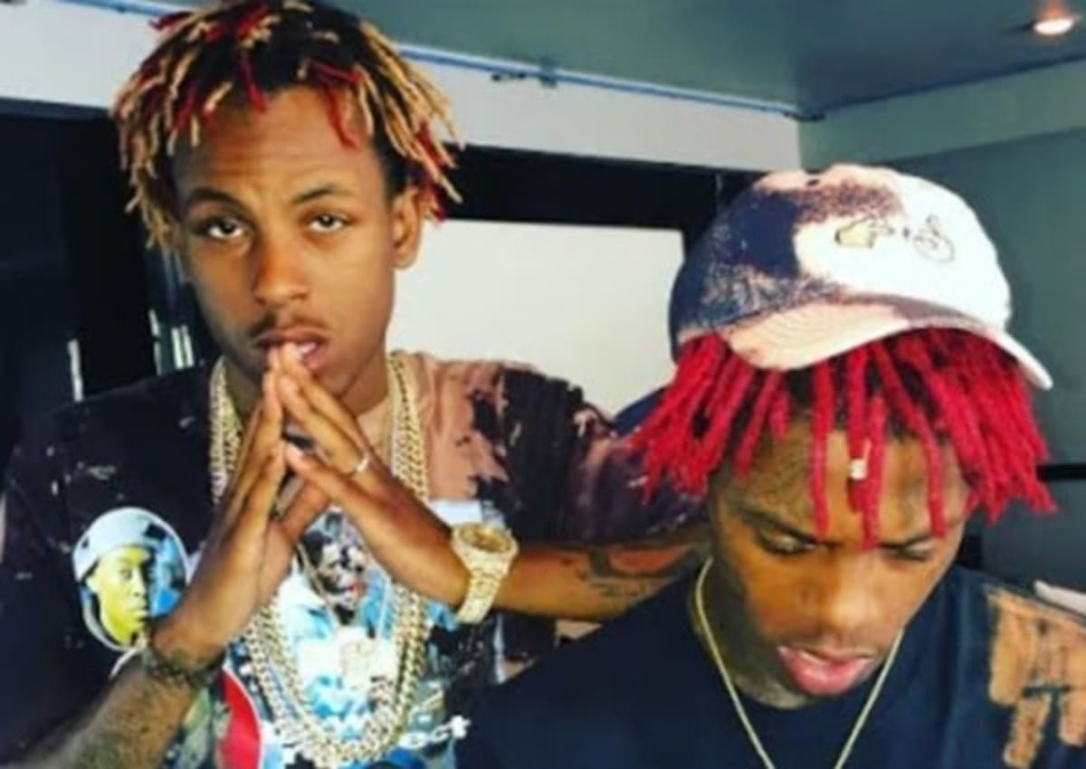 Famous Dex No Longer Signed to Rich Forever?