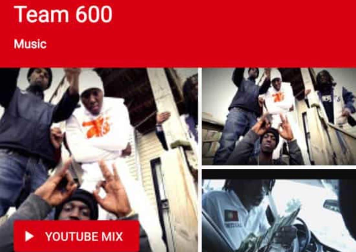 Team 600