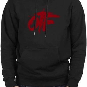 Lil Durk OTF Hoodie | Black & Red Official OTF Hoodie.