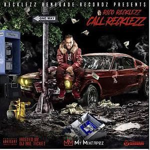 "Listen to the mixtape ""Call Recklezz."""