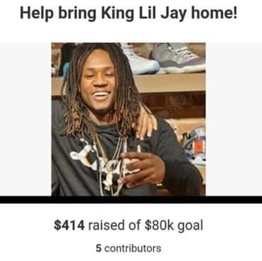 Lil Jay's Fundraiser