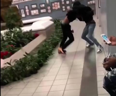 Ayoo KD Fights Lil Marcus