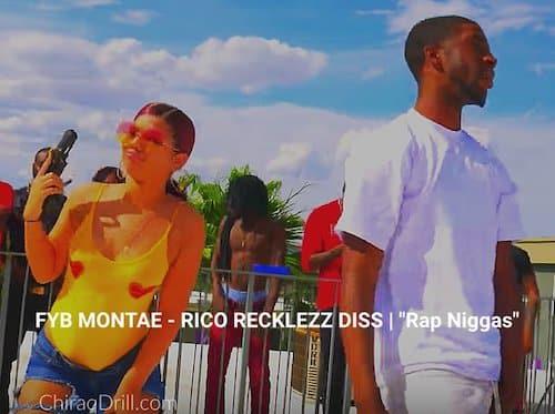Rico Recklezz Diss