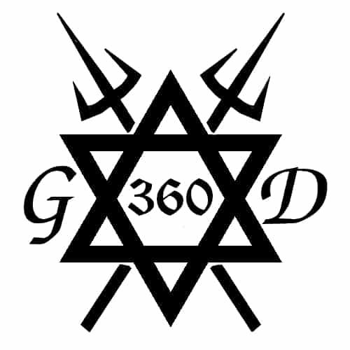 Gangster Disciples Logo.