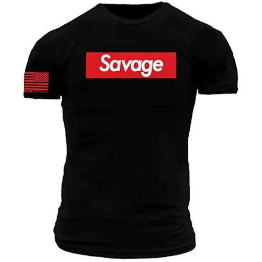 Supreme Savage Black shirt