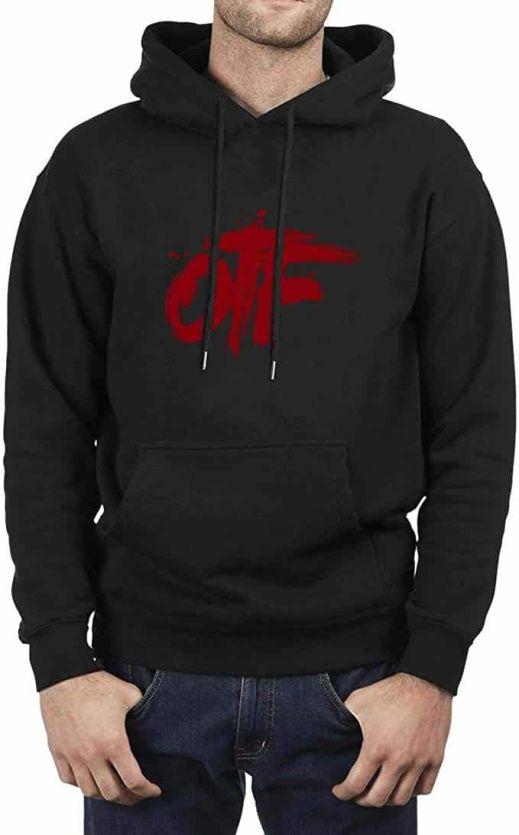 Lil Durk OTF Hoodie   Black & Red Official OTF Hoodie.