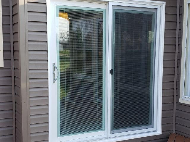 Chicago Window Guys Patio Door Installation