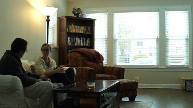 Living Room Window Installation