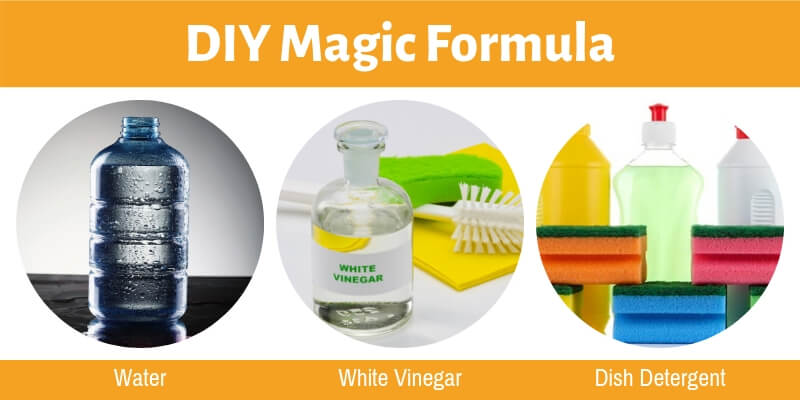 DIY Window Cleaner Magic Formula