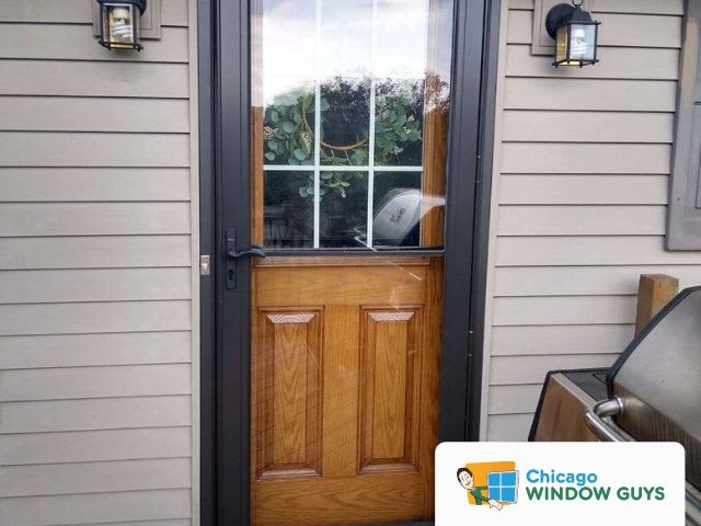 Entry and Storm Door Installation