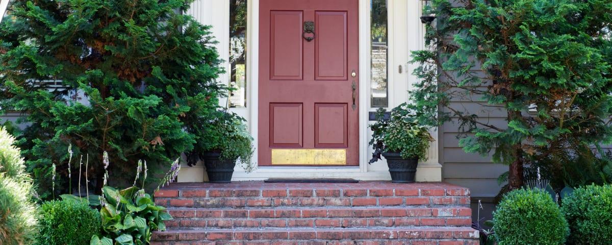 front door replacement