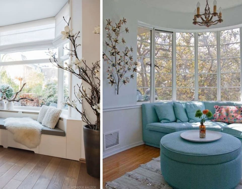 Bay windows vs Bow windows