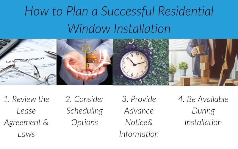 How to Plan a Successful Residential Window Installation