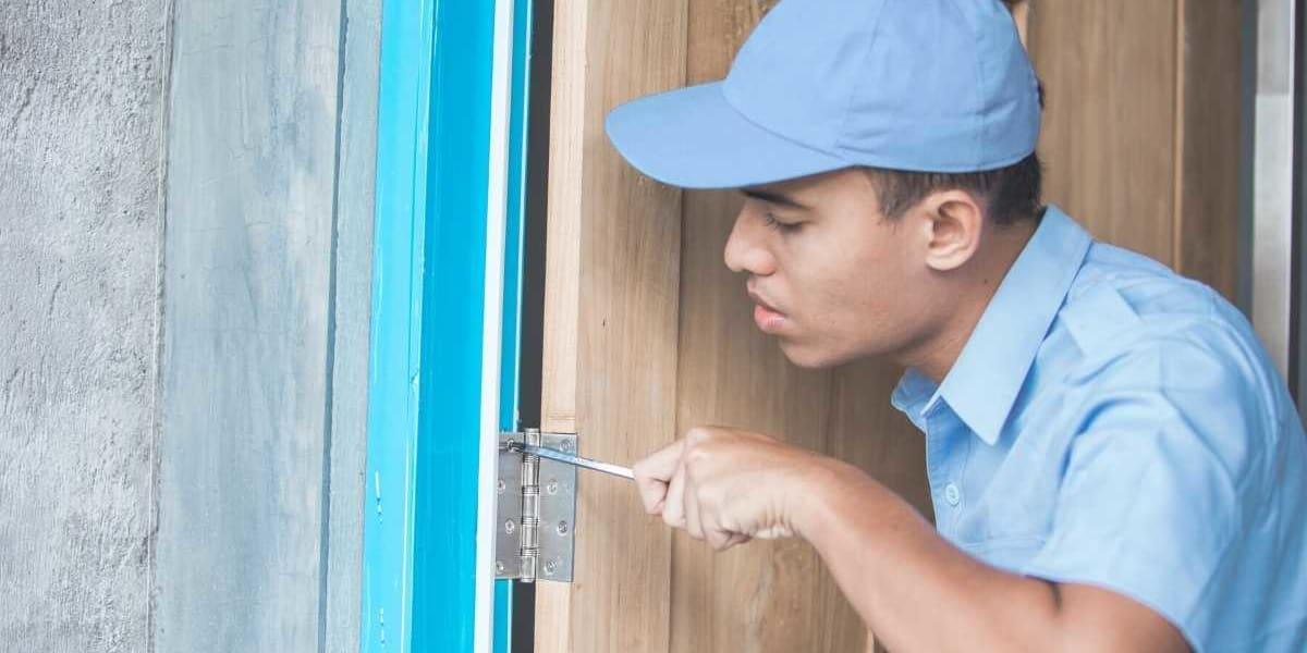Front Door Replacement by Installer