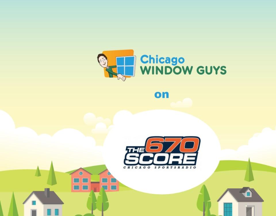 Chicago Window Guys on the Score