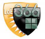 LoĒ-366 Glass
