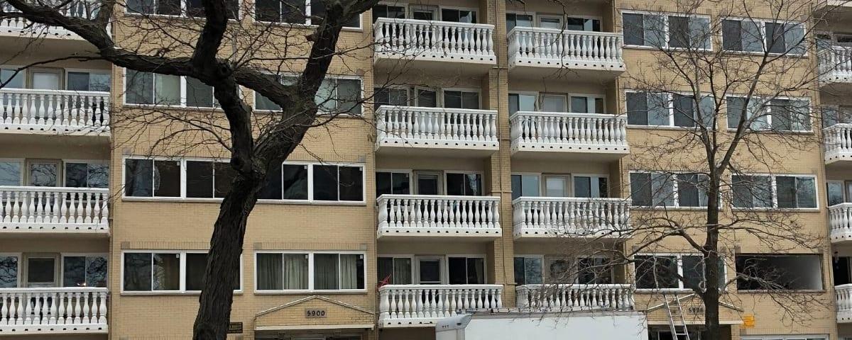 apartment window installation