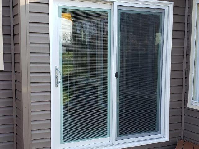 Chicago Window Guys Patio Door Installation