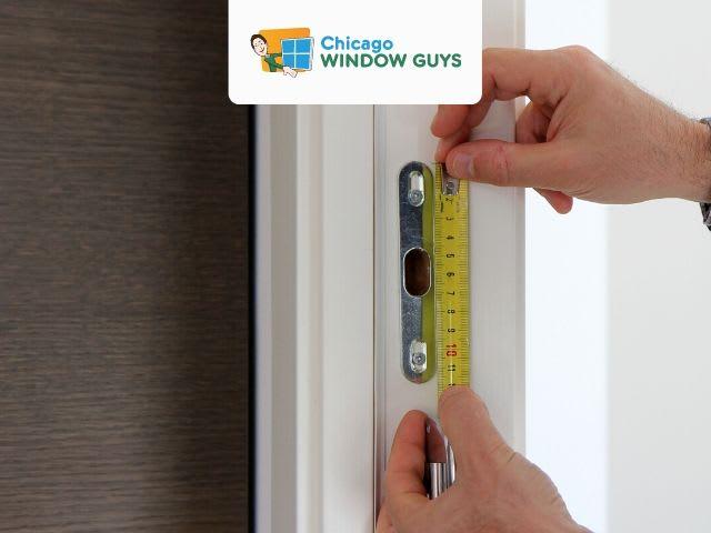 Measuring for a door replacement