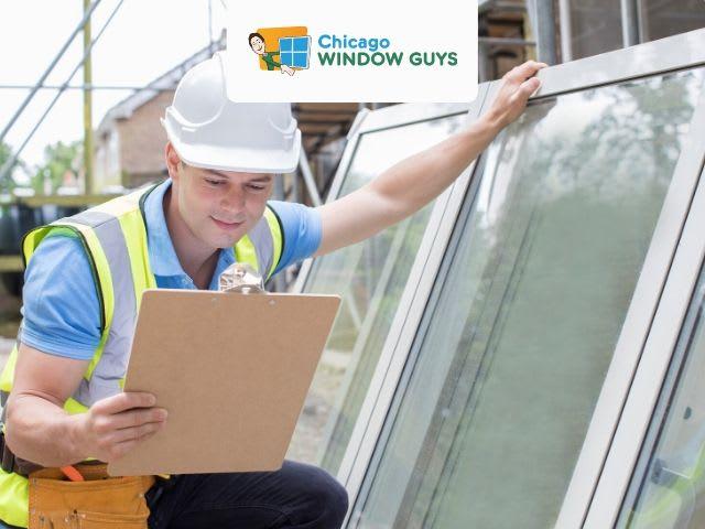 Professional Installing New Window