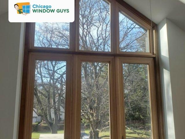 Recent Window Installation
