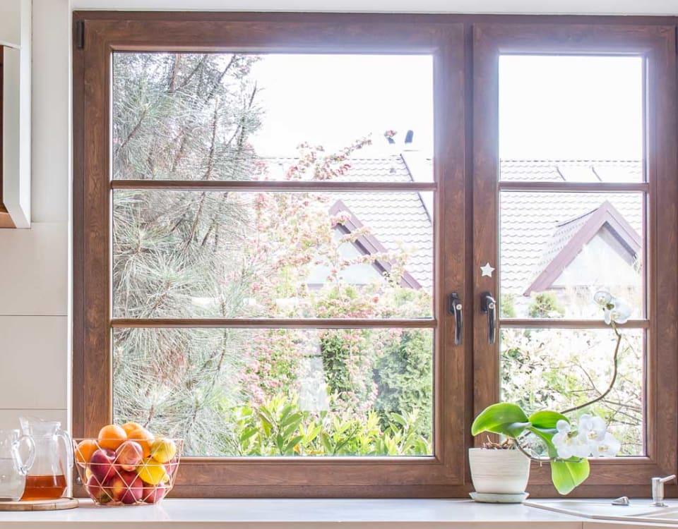 Window Frame Materials