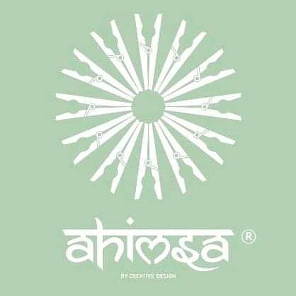Ahimsa by Creative Design-logo