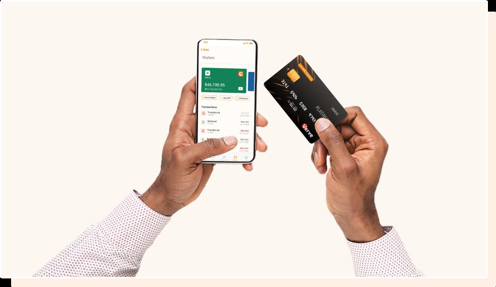 phone/card