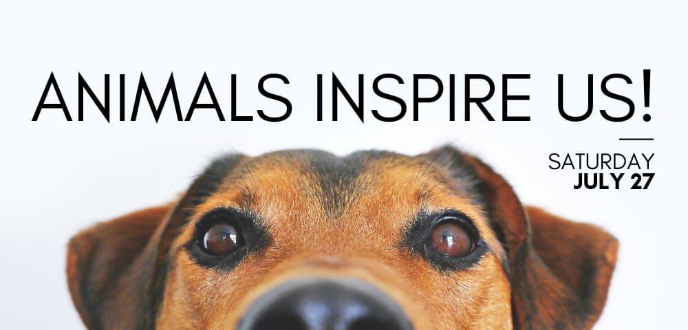 Animals Inspire Us
