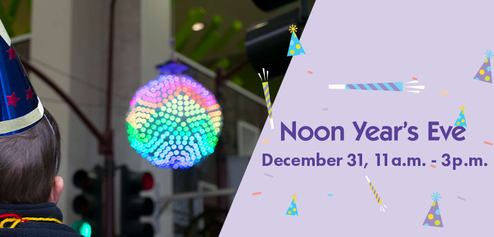 Noon Year's Eve Dec. 31