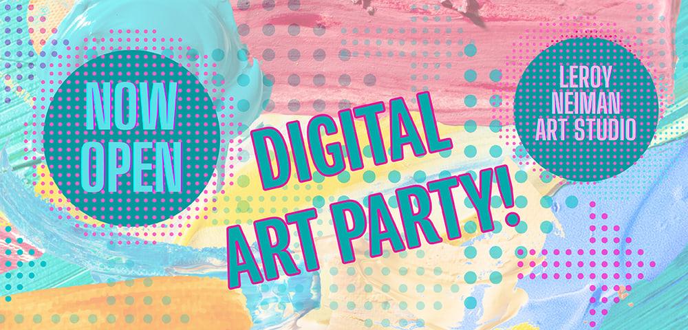 Digital Art Party