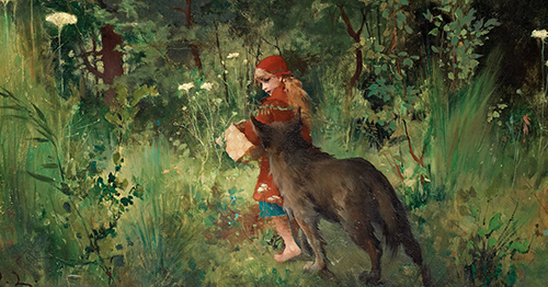 Little Red Riding Hood: A One-Act Touring Opera