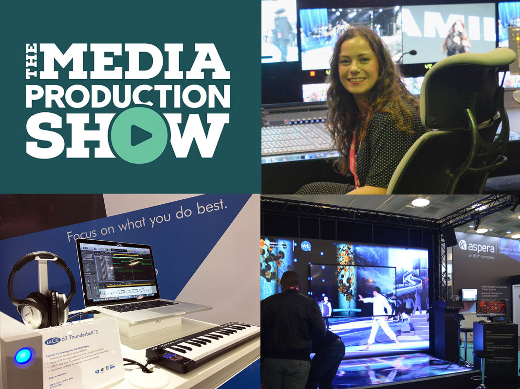 Editing tips from The Media Production Show 2018