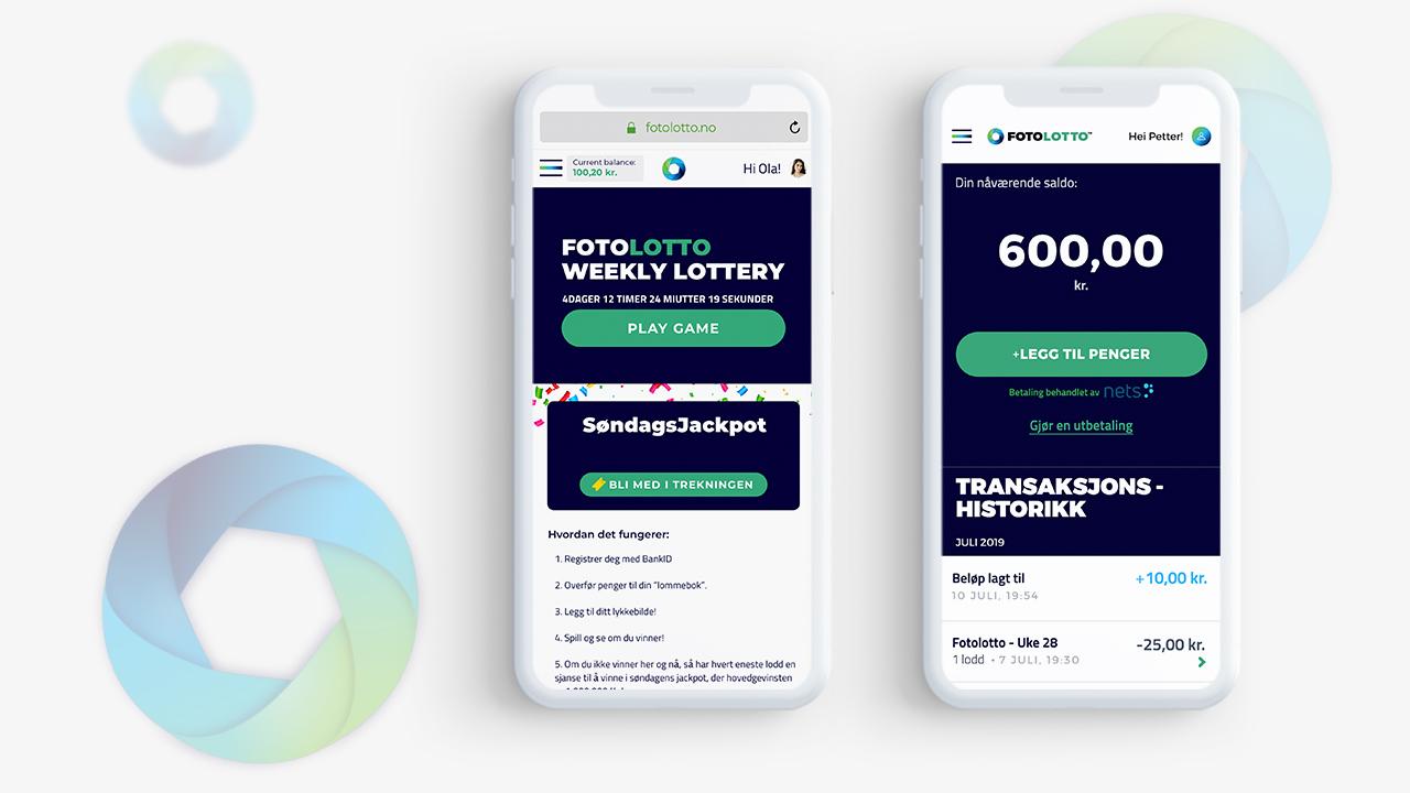 FotoLotto Norwegian Digital Lottery