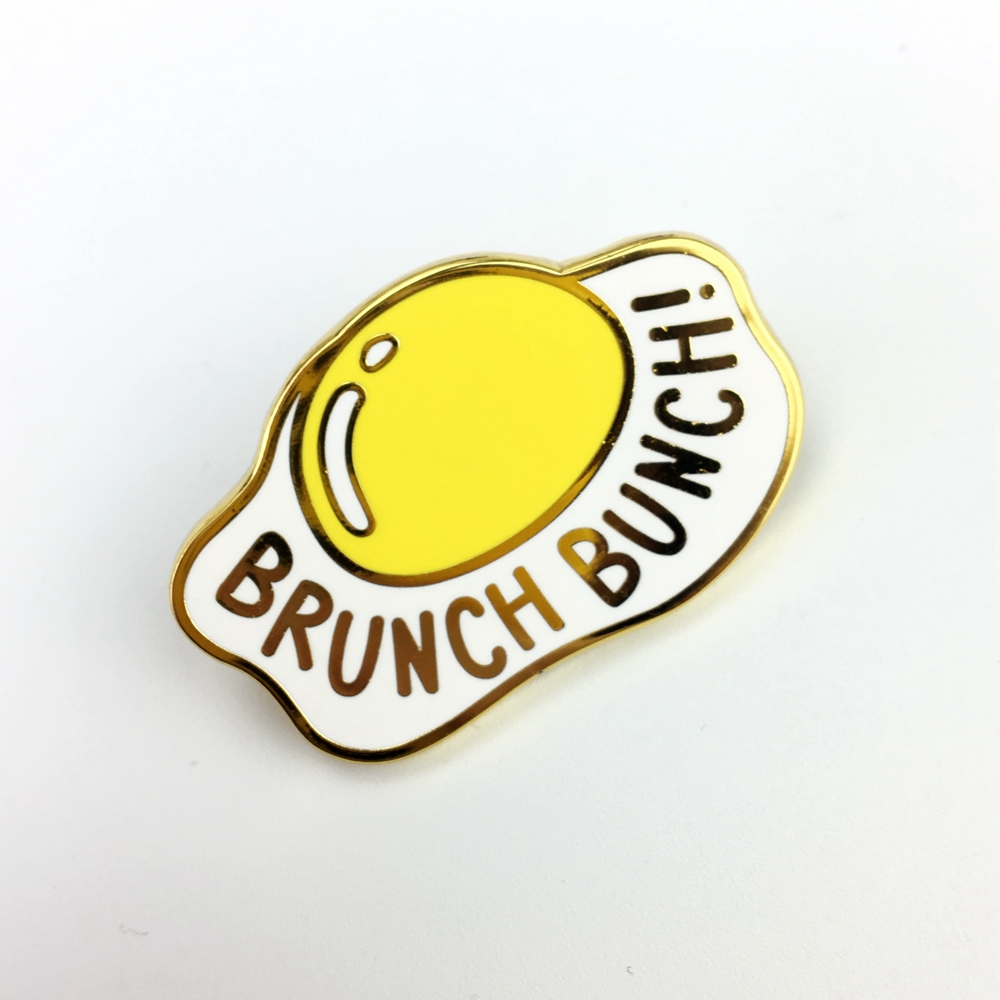 hard enamel pin