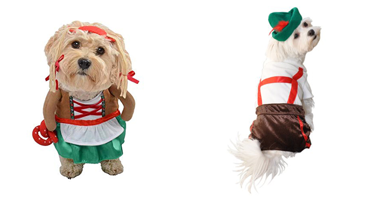 bavarian costume for pets