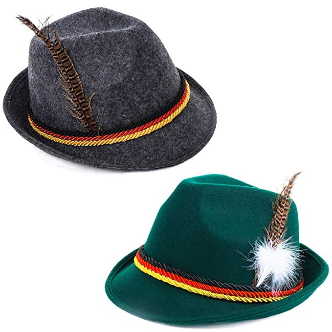 traditional german hat