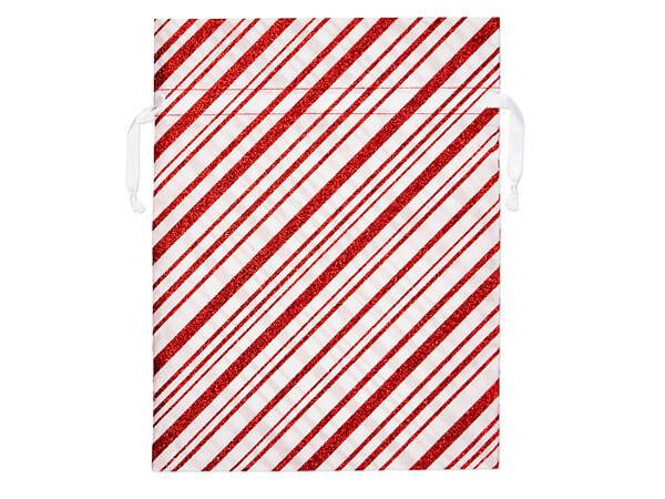 Christmas fabric gift bag