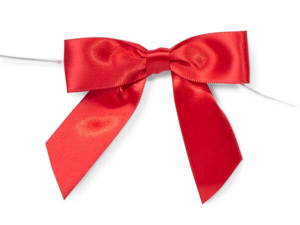 Christmas pre-tied bow